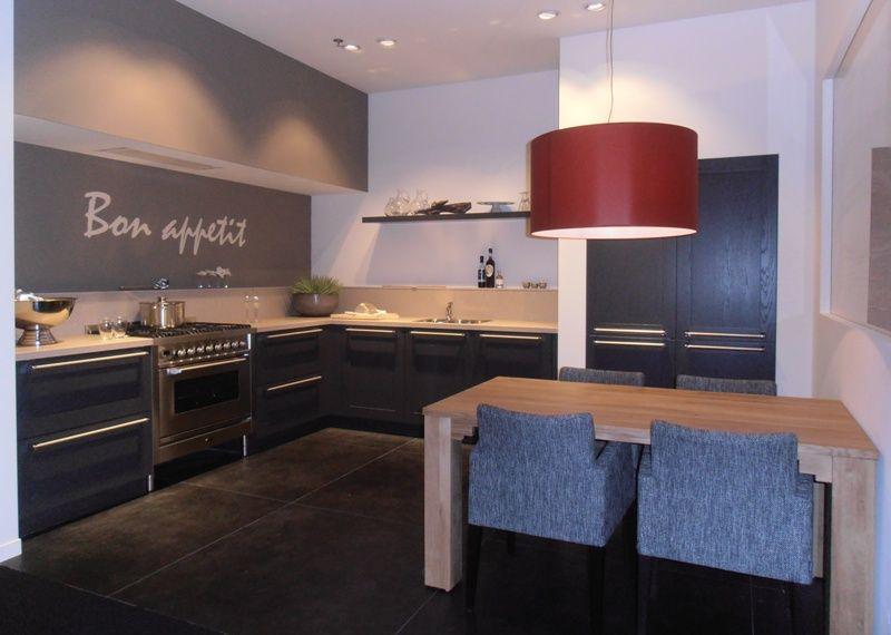 Stoere Landelijke Keuken : woonwinkel van Nederland! Stoere landelijke keuken in fineer [46091
