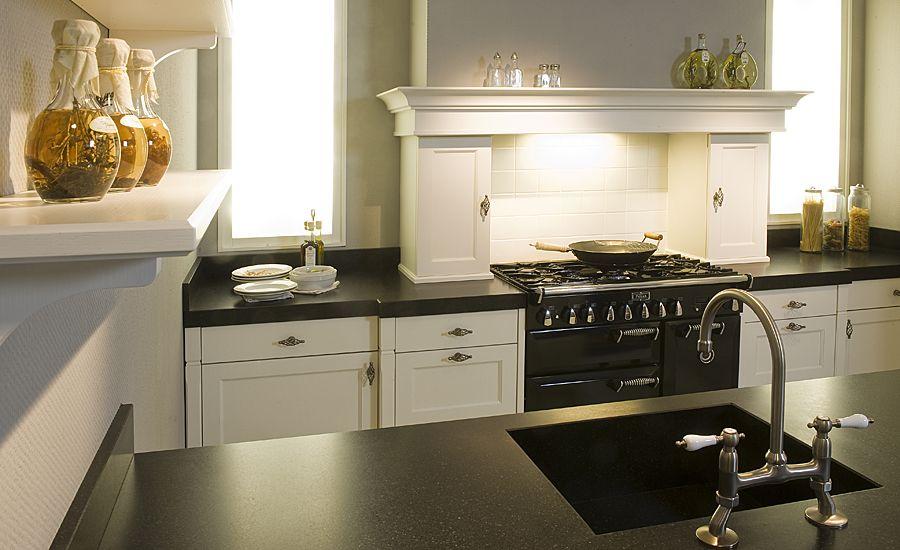 Keuken Met Eiland Afmetingen : van Nederland! Exclusive Landelijke Eiland keuken Klassiek [37738