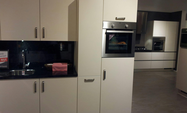 Design Keuken Showroommodel : ... van Nederland! strak design met ...