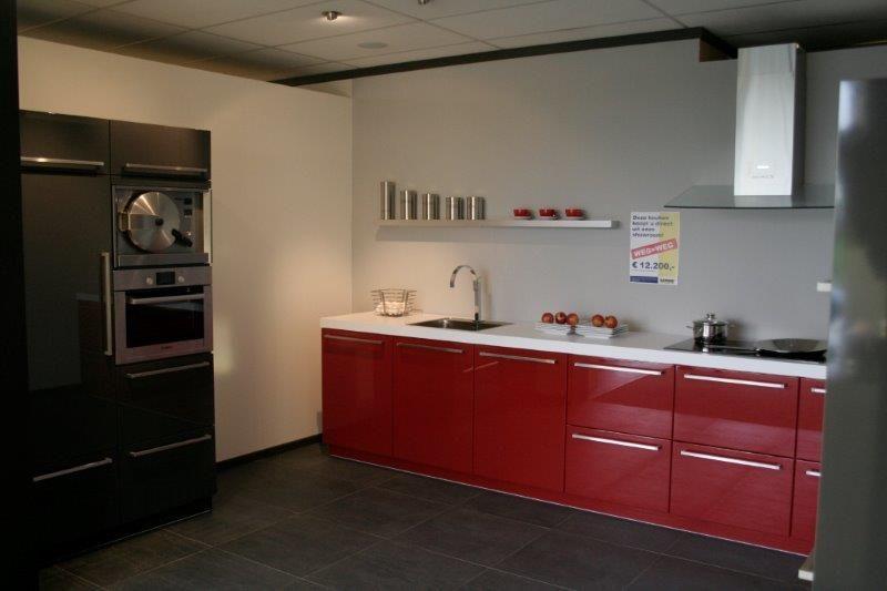 De voordeligste woonwinkel van nederland schmidt hoogglans lak keuken - Keuken schmi ...