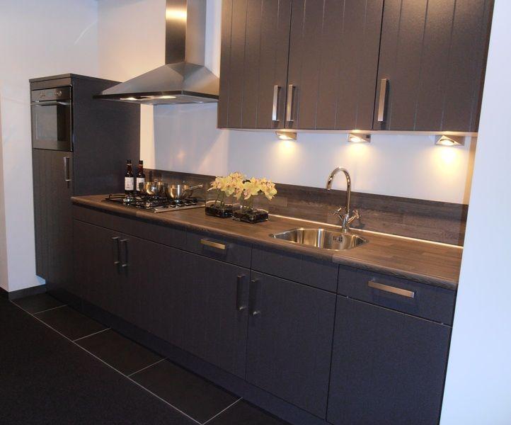 Antraciet Kleur Keuken : keuken in antraciet 50428 een modern landelijke keuken in de kleur