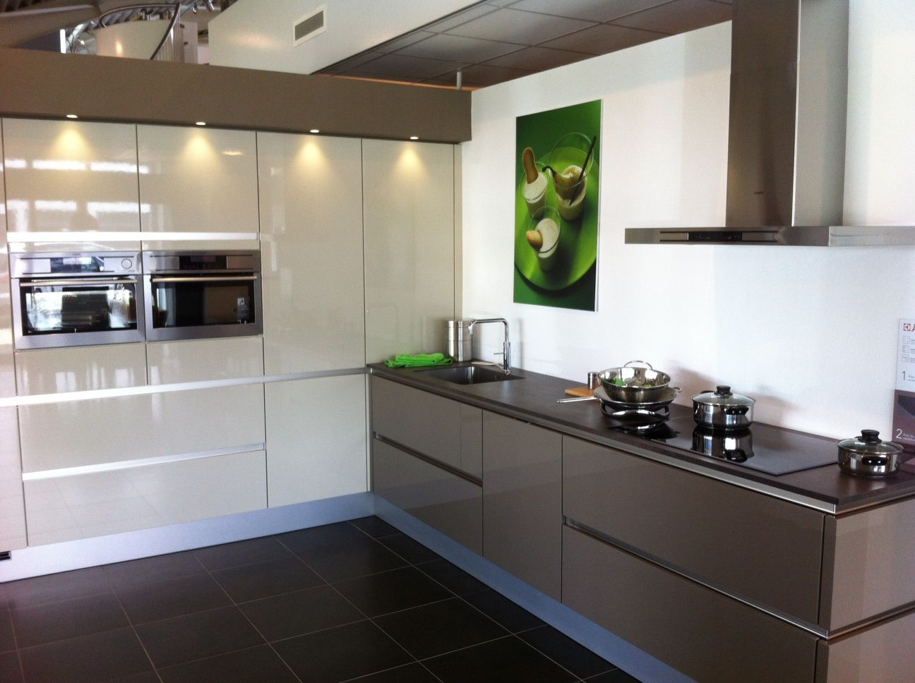 De voordeligste woonwinkel van nederland keller gl7100 hoogglans fango - Meubels keuken beneden cm ...