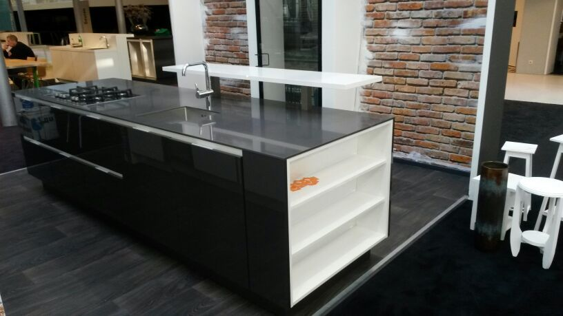 de voordeligste woonwinkel van nederland siematic s3 slg lotuswit 53813. Black Bedroom Furniture Sets. Home Design Ideas