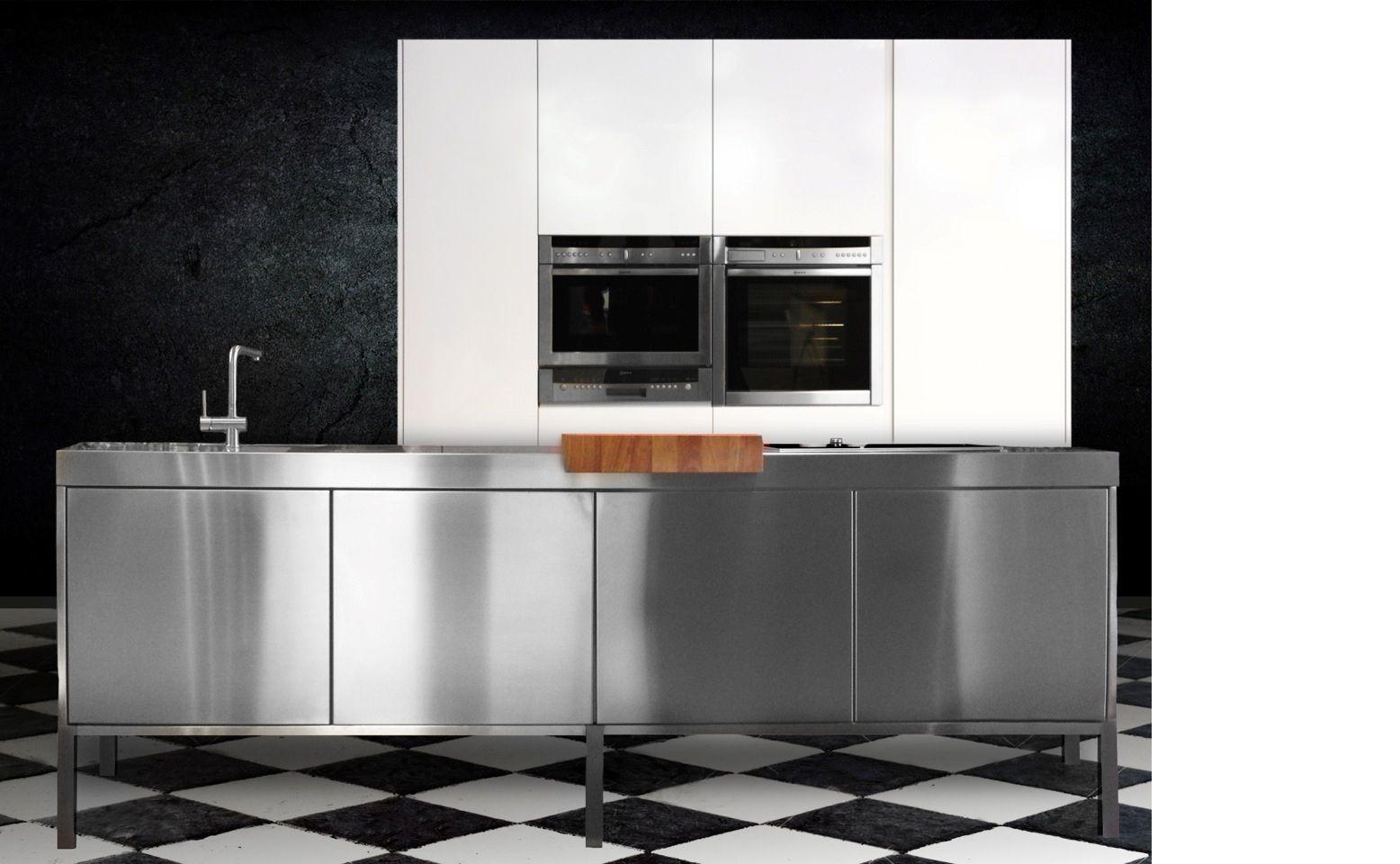 Combi Design Keuken : keuken italiaans design 53654 wit hoogglans ...