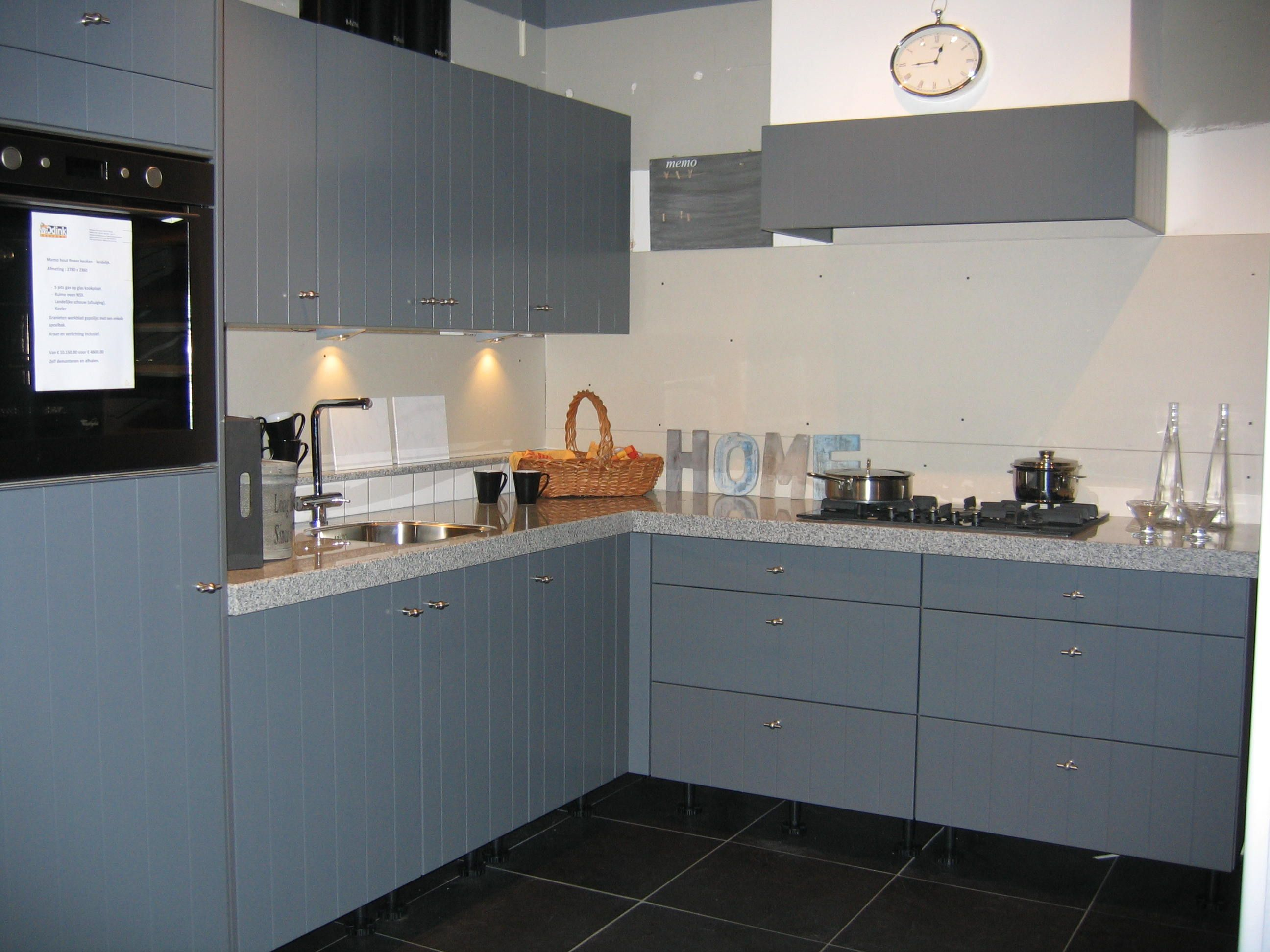 Scandinavisch houten keuken home design idee n en meubilair inspiraties - Meubilair outdoor houten keuken ...
