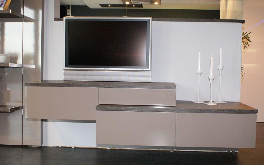 Siematic Keuken Outlet : mooi SieMatic TV-meubel met floating spaces te koop:Model: SieMatic