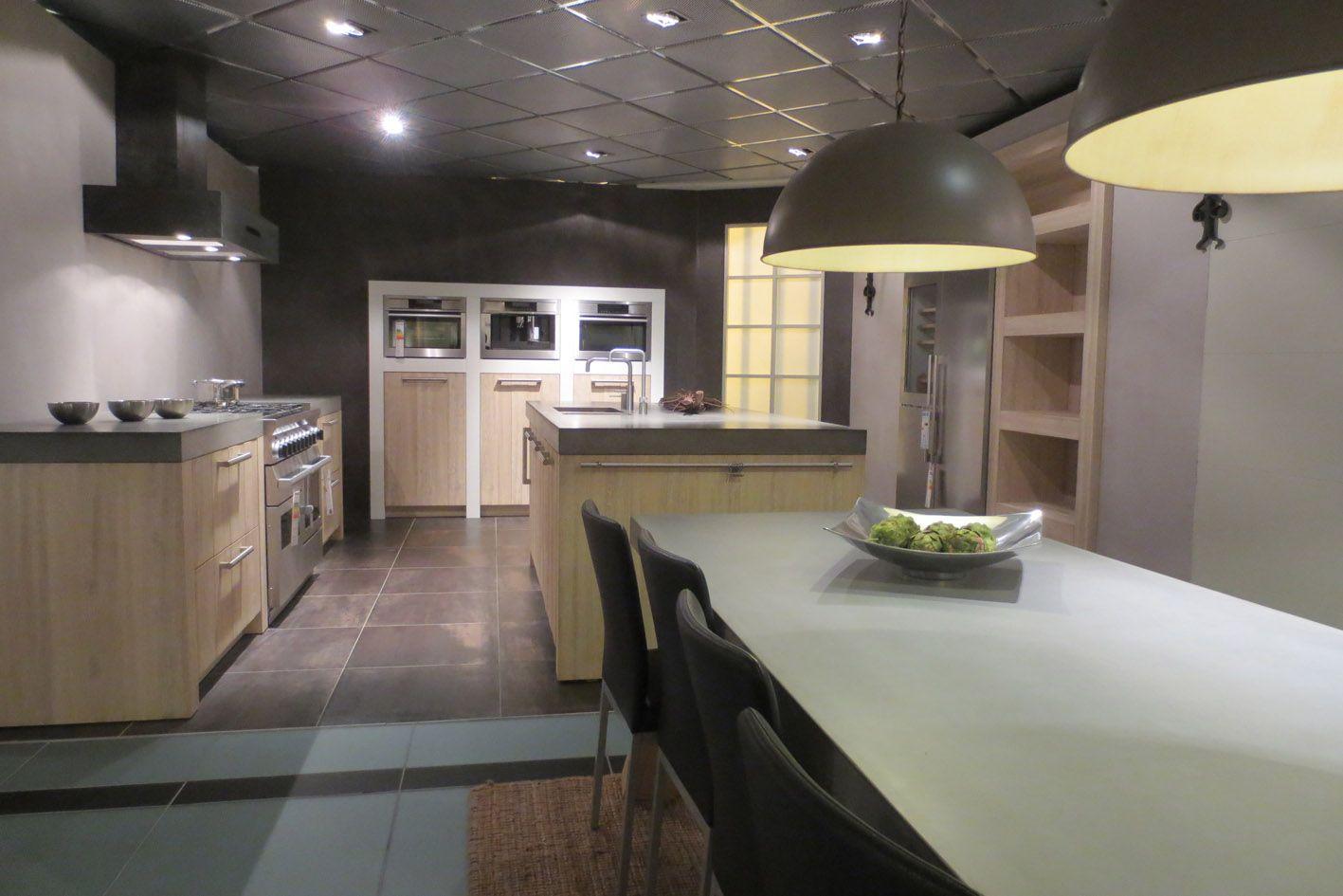 De voordeligste woonwinkel van nederland prachtige eilandkeuken - Model amerikaanse keuken ...