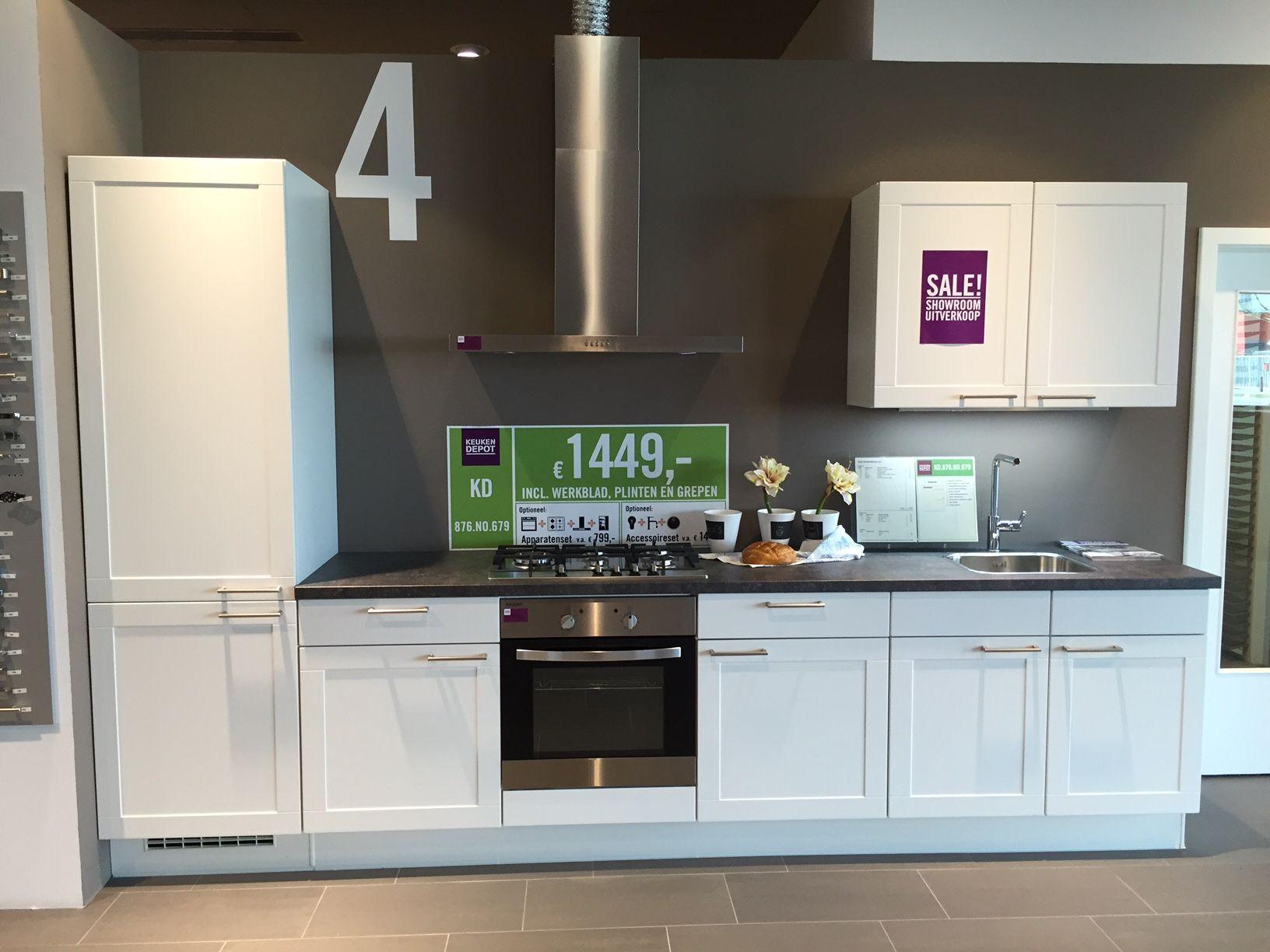 De voordeligste woonwinkel van nederland klassieke keuken 56144 - De klassieke keuken ...